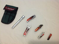 SHEFFIELD 6 piece multi functional tool