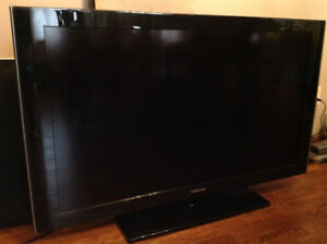 42 in Samsung TV for sale