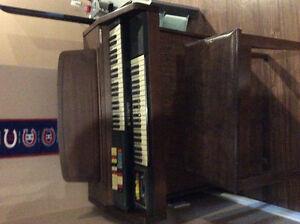 Romance 123 organ