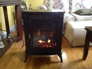 Fire place for sale.