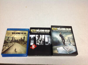 6  Saisons Dvd Walking Dead