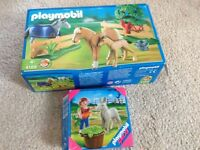 Playmobil 4188 and 4740