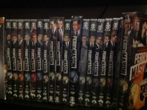 PERRY MASON COMPLETE SERIES-SEASONS 1-9