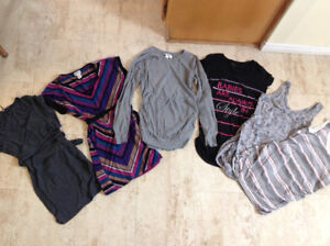 Maternity clothes size xs and s