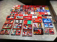 86 Decks of Collectible Coca Cola Playing Cards