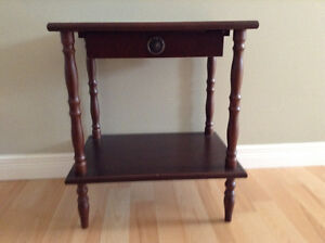 Night/End Table