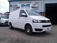 2015 65 VW TRANSPORTER TDI S-LINE T5 102BHP WITH SPORTLINE PACK @ SIMPLY VANS