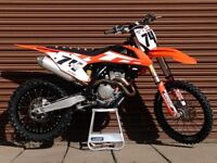 KTM SXF 350 2016. Low Hours. Delivery Available *Credit & Debit Cards Accepted*