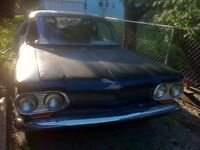 Corvair Project for restore or parts