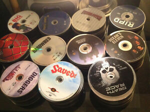 530+ dvd movies all listed going cheap!! Good titles St. John's Newfoundland image 1