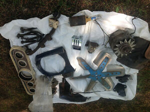 Misc 65-66 mustang parts