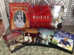 The Royal Collection 4 Disk Set Queen Victoria