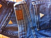 GUESS JEANS for sale (2 jeans, 1 short) SIZE 29
