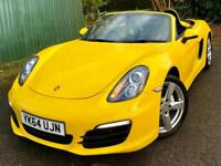 Porsche Boxster 2.7 (265)**PDK 7 SPEED**Only 37500 Miles,Stunning Machine !**