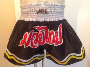 NFG NATIONAL FIGHT GEAR MMA THAI SHORTS