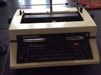 Electronic typewriter collection in London NW4 Hendon or Holborn wc2a