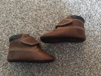 Timberland Crib Shoes - Size 0