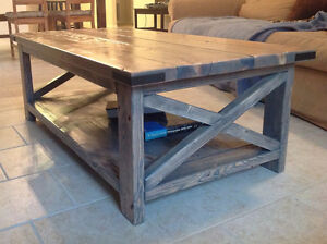Custom Coffee Tables starting at only $295 Kitchener / Waterloo Kitchener Area image 2