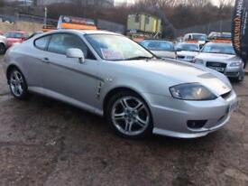 Hyundai Coupe 2.0 SE **FINANCE AVAILABLE** **3 MONTHS WARRANTY**