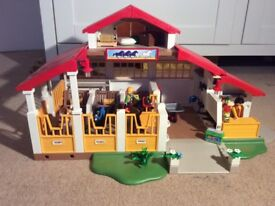 Playmobile Pony Stables 4190