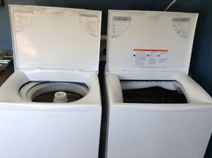 Fisher & Paykel washer and dryer