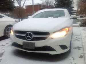 2014 Mercedes-Benz CLA 250 /premium package /18,200km