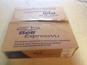 Satellite Dish & receiver