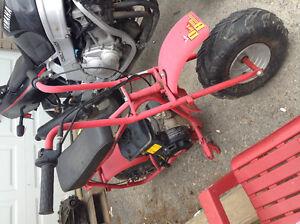 Baja 97cc dirt bug