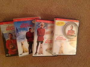 Due South Complete Series