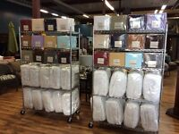 Half Price of retail  1800 thread count Sheets $50