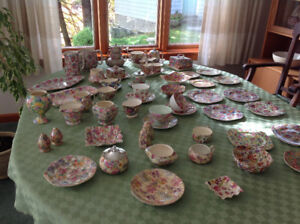 Chintz China Collection