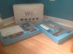 Nintendo Wii  with accessoires