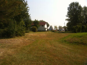 3.6 Acres with Deeded Access to St Lawrence River, Bainsville