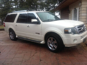 2007 Ford Expedition MAX. Limited SUV, Crossover..$10,000