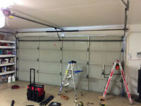 Garage door repairs &  installations 24/7 (226)219-8339
