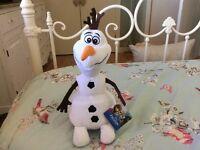 "Brand New ""Frozen"" Olaf"