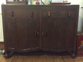 1940s dresser