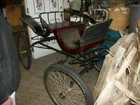 VINTAGE PONY CART GREAT CONDITION