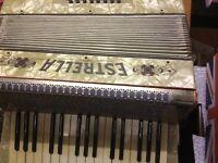 Estrella piano accordion.
