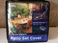 Patio set cover