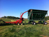 Looking for Silage Cutter & Wagon