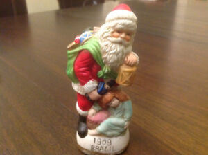 Old World Santa Collectibles - Hand Painted Porcelain