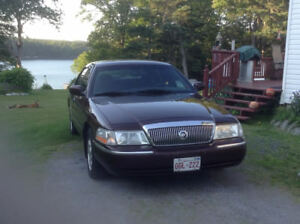 2003 Grand Marquis LS
