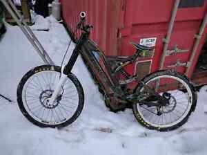 Norco Atomik Downhill Mountain Bike. *With upgrades*