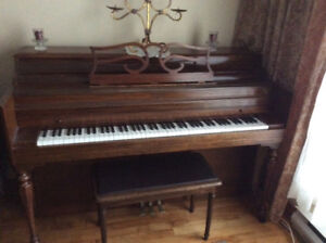 Piano Betsy Ross Spinet - LESTER PHILADELPHIA