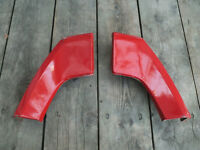 1971-73 FORD MUSTANG QUARTER PANEL EXTENSIONS