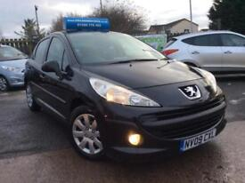 2009 Peugeot 207 1.4 HDi S 5dr (a/c)