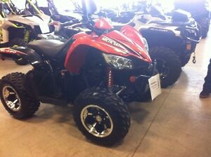 Arctic cat 450xc 2012