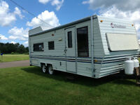 24' Coachmen camper for sale