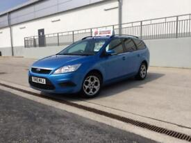FORD FOCUS1.6 STYLE. * FULL SERVICE HISTORY + 12 MONTHS MOT *